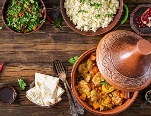 Manger équilibré et diversifié avec la cuisine du monde