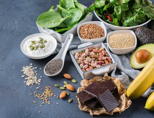 Alimentation anti-inflammatoire & déstressante