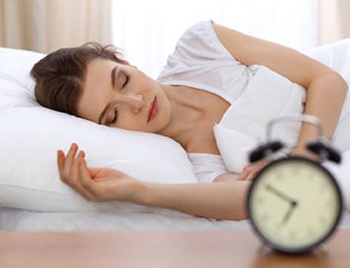 Favoriser son endormissement & la qualité de son sommeil