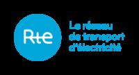 Image du logo de la rte, le reseau de transport d'electricite